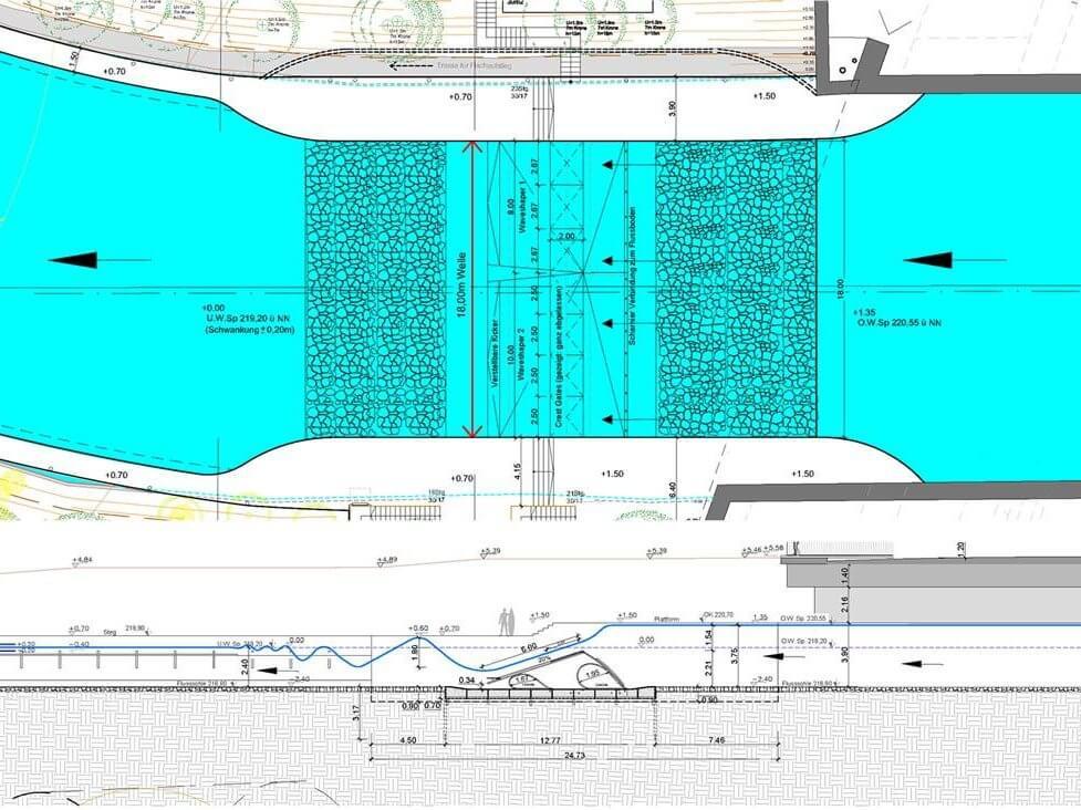 Grundriss-18m-Welle_mit-Laengschnitt-BB